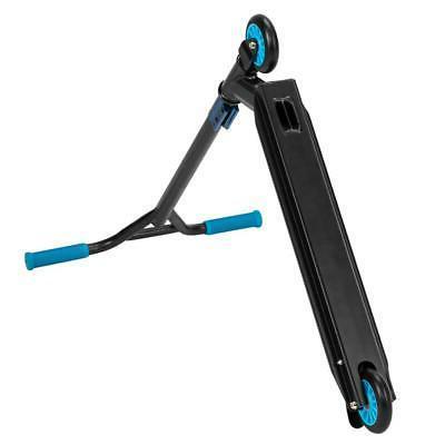 Aluminum Freestyle Scooter Stunt Trick Adult Blue