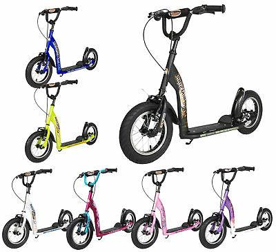 push kick city scooter big wheel kids