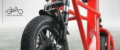 Fiido Q1S Seated Electric Scooter