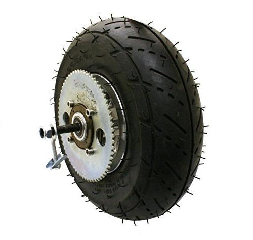 razor e300 rear wheel