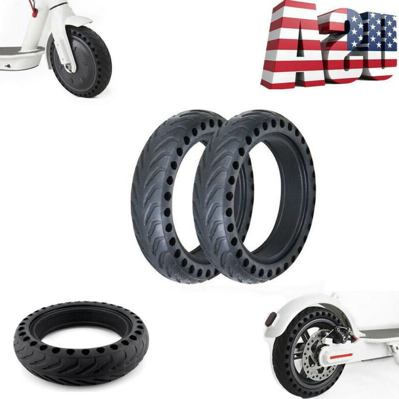 Solid Tires Wheel Explosion-proof Tire Replace for Xiaomi Mi