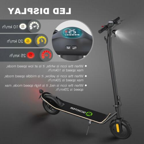 🔥🔥🔥Megawheels Electric Adult Folding Scooter