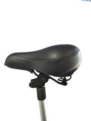 NANROBOT D5 + 2.0 Folding Leather seat