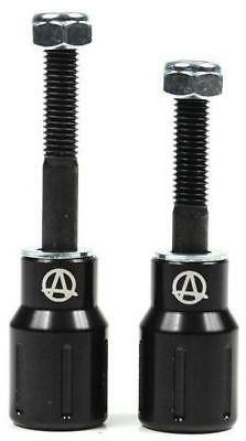 Apex Scooter Barnaynay Pegs - Black