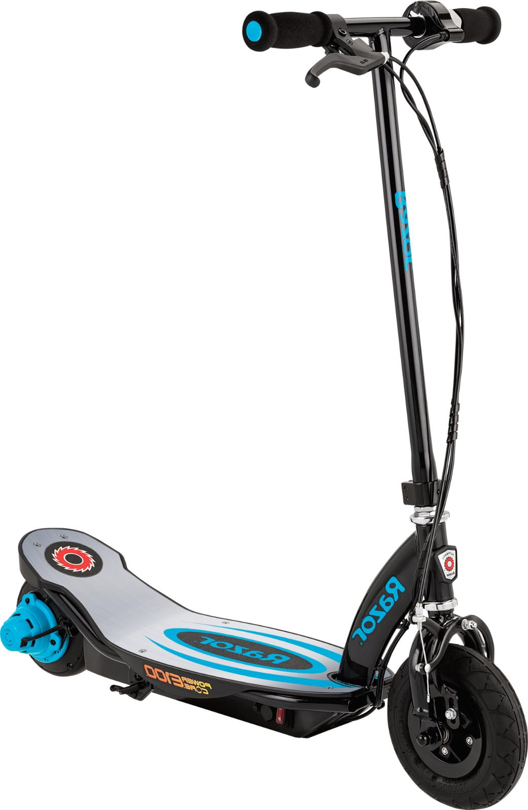 scooter kid power core e100 electric scooter