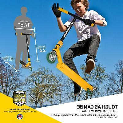 SWAGTRON Stunt Pro Scooter Ultra for Kids Teens