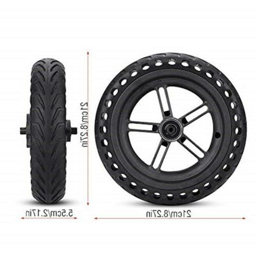 Alomejor Tire Wheels Wheel Hub Set