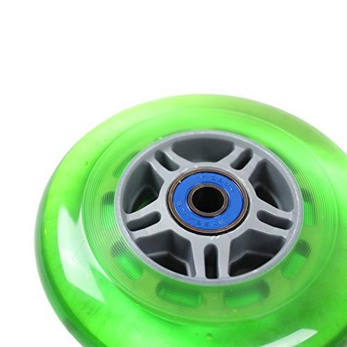 TGM Skateboards Wheels Abec Bearings for 100mm