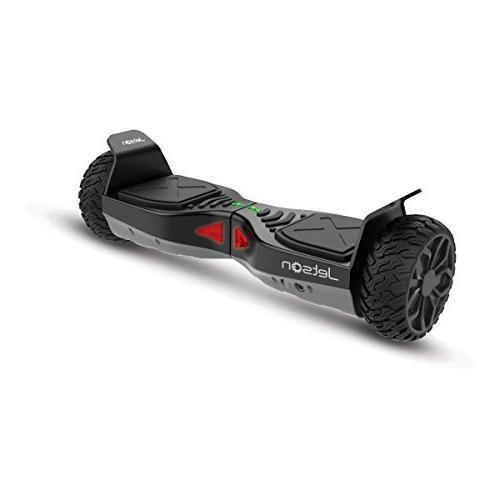 Jetson V8 Sport All Smart 2-Wheel Electric Self Balance Scooter, Black, Size
