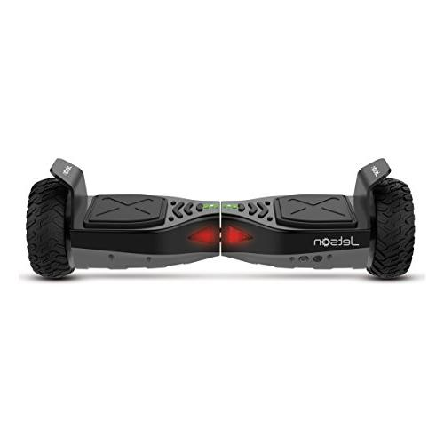 Jetson Sport Hoverboard All 2-Wheel Black, Size
