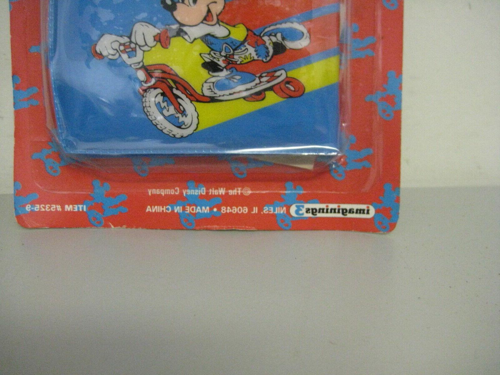Vintage Imagining Mickey Mouse Kids Plastic