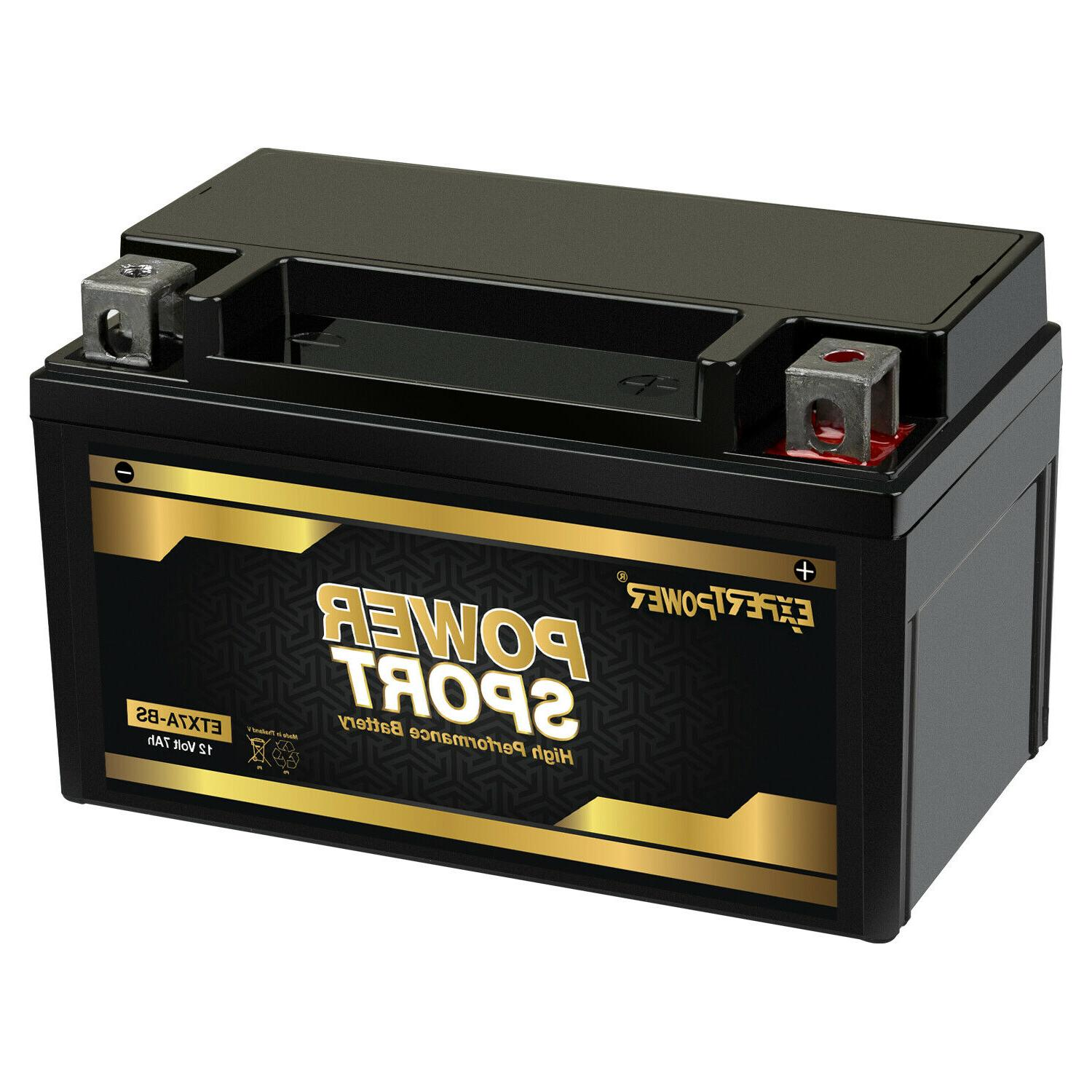 ytx7a bs battery for gas gy6 scooter