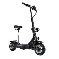 Janobike Max 85KM/H Electric Scooter with Seat 90KM Distance