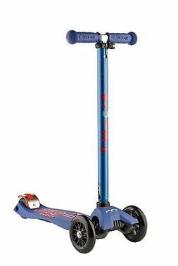 Micro Maxi Deluxe Kick Scooter Blue