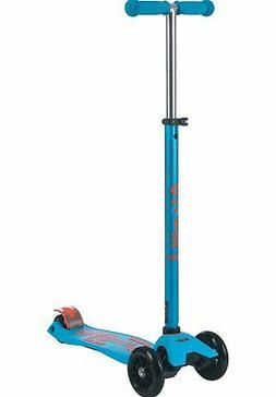 Micro Maxi Deluxe Kick Scooter Caribbean Blue