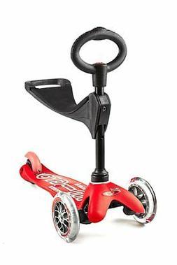 Micro Mini 3in1 Deluxe Kick Scooter