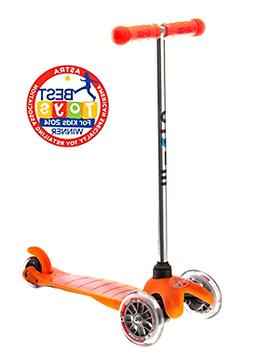 Micro Mini Kick Scooter Toddler Smooth Quiet Ride with Non M