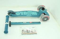 Micro MMD055 Mini Deluxe 3 Wheeled Lean To Steer Swiss Desig