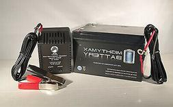 Mighty Max 12V 12AH Battery for Huffy Buzz Electric Scooter