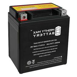 Mighty Max YTX7L-BS Battery Replacement for Go Cart ATV Scoo