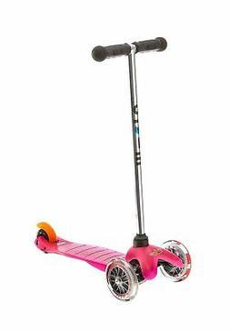 Micro Kickboard Mini Scooter Pink