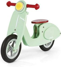 Janod MINT SCOOTER Wooden Toys Games Preschool - NEW