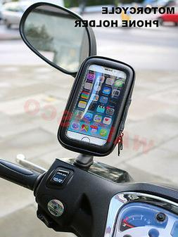Motorcycle/Scooter/Bikecycler Mobile Phone Holder For Iphone
