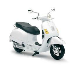 New Ray Motorcycles New Ray 1:12 Vespa GT 300 Super  57243