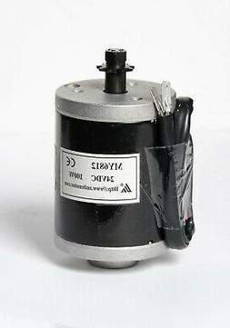 my6812b 100w 24v electric motor 9t sprocket