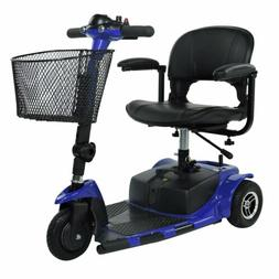 NEW 3-Wheel Mobility Scooter Electric Powered Mobile Wheelch
