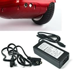 New Charger 42V 2A Adapter For Hoverboard Smart Balance Scoo