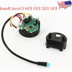 New Circuit Board & Dashboard Cover for Ninebot ES4 ES3 ES2