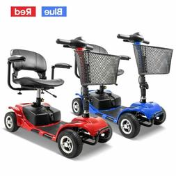 New Innuovo Power Mobility Scooter 4 Wheel Travel Compact Sc