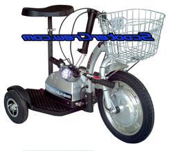 New RMB Flex 500 Watt 48 volts Trike Electric EV Travel SCOO