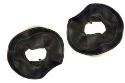PACK OF 2 4.00-5 REPLACEMENT INNER TUBE CURVED STEM LAWN EQU