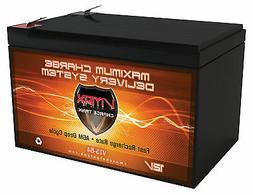 VMAX64 AGM DEEP CYCLE 12V 15Ah VRLA High Perf. Battery GoGo