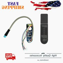 Plug Bluetooth Circuit Board Cover Fit For Xiaomi Mijia M365