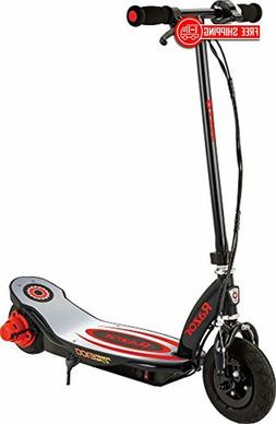 Razor Power Core E100 Electric Scooter Aluminum Deck - Red 8
