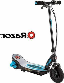power core e100 electric scooter black deck