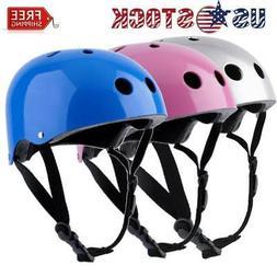 Protect Helmet Kids Adult Bicycle Bike Cycle Scooter Ski Ska