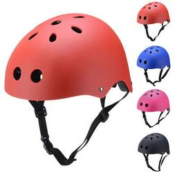 Protect Helmet Kids Adult Bicycle Bike Cycling Scooter Ski S