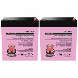 Razor E100 12v 5Ah Replacement Electric Scooter SLA Battery