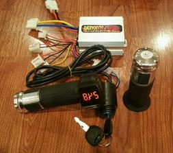 Razor E300 & E200 Variable Speed Kit - throttle and controll