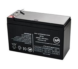 Razor MX350 Dirt Rocket  12V 7Ah Scooter Battery - This is a