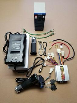Razor Pocket Mod - Throttle,Controller - PERFORMANCE KIT 36V