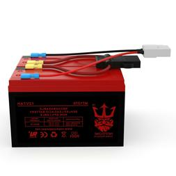 razor scooter 12v 7ah battery replacement set