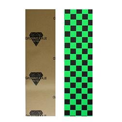NEW REPLACEMENT Grip Tape for SCOOTERS Green CHECKER
