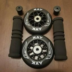 Replacement Set for Razor Pro Scooter 100mm Wheels w/ Bearin