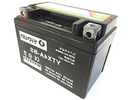 Replacement YTX4L-BS 12V 4Ah Battery for Motorcycle Scooter