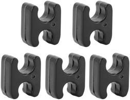 Delaman Scooter Accessories 5Pcs Cable Clip Spare Parts Acce